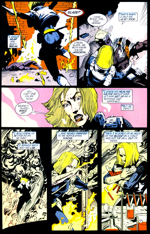 Deathstroke (1991) Issue #60 #65 - English 8