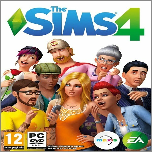 Game The Sims 4-RELOADED Full Version Crack Terbaru