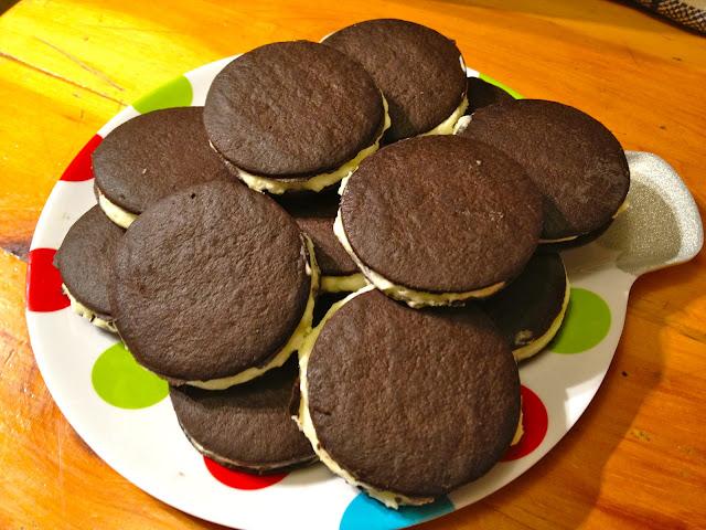 Ice Cream Cookies a.k.a Homemade Long Treats