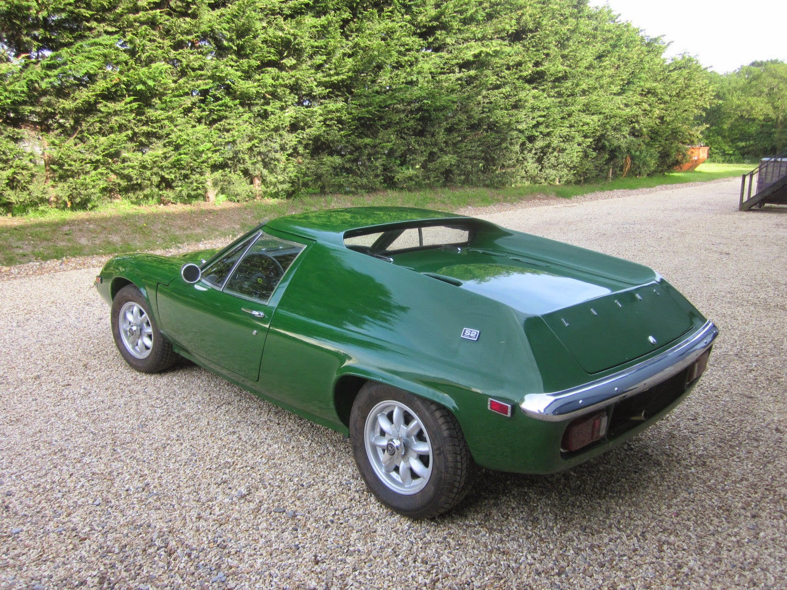 long time stored 1969 lotus europa auto restorationice. Black Bedroom Furniture Sets. Home Design Ideas