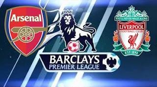 Arsenal vs Liverpool 25 Agustus 2015