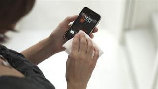 lap smartphone