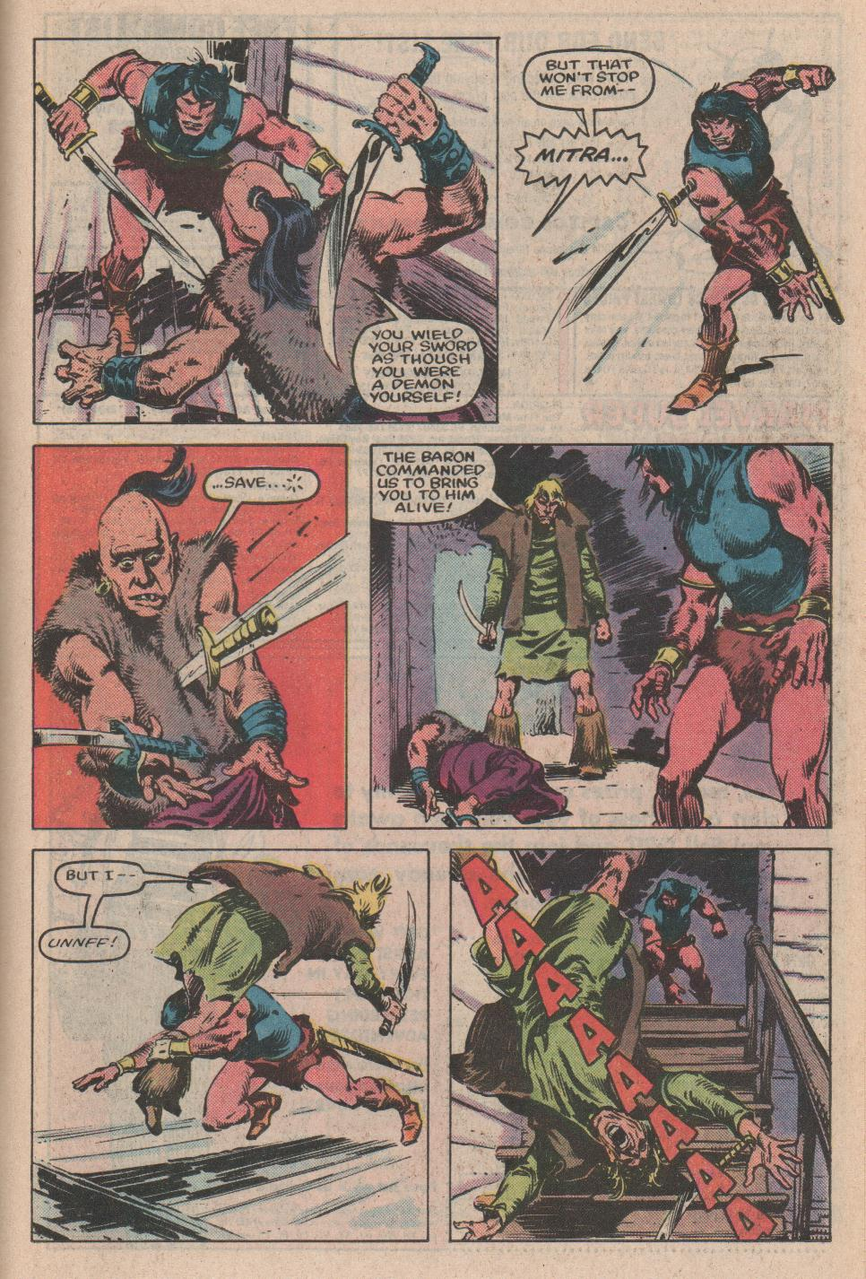 Conan the Barbarian (1970) Issue #155 #167 - English 17