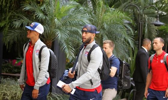La selección americana luce Nike @Blocdemoda