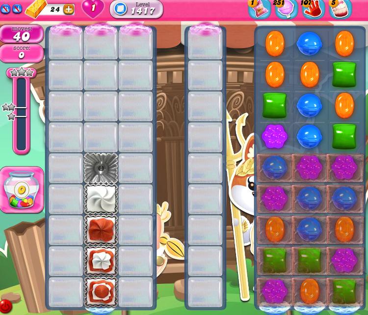 Candy Crush Saga 1417