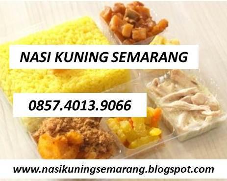 Nasi Kuning Semarang 0857 4013 9066