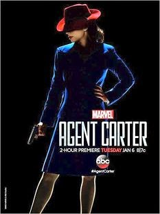 Primera temporada Agent Carter