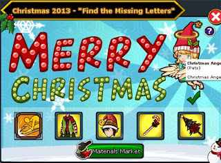 Christmas Angel Pet Ninja Saga New