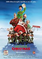 Arthur Christmas Operación regalo (2011)
