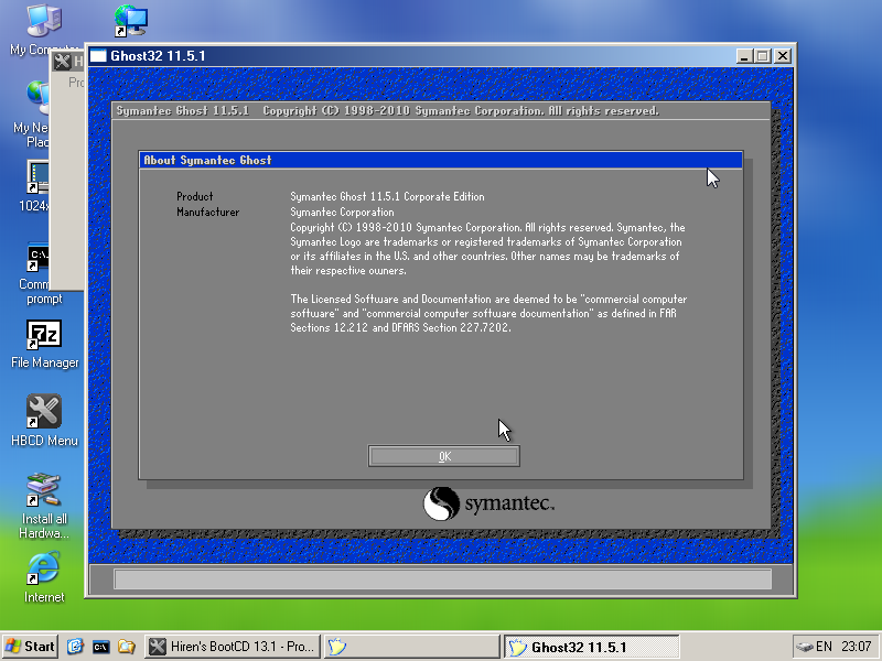 norton ghost 9 boot cd download