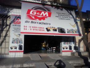 G & M DO BORRACHEIRO – QUALIDADE E ECONOMIA EM UM SÓ LUGAR