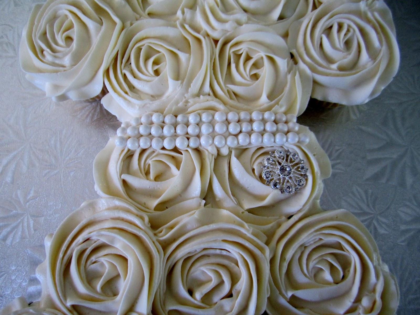 Cakes Something Like That Bridal Shower Cupcake