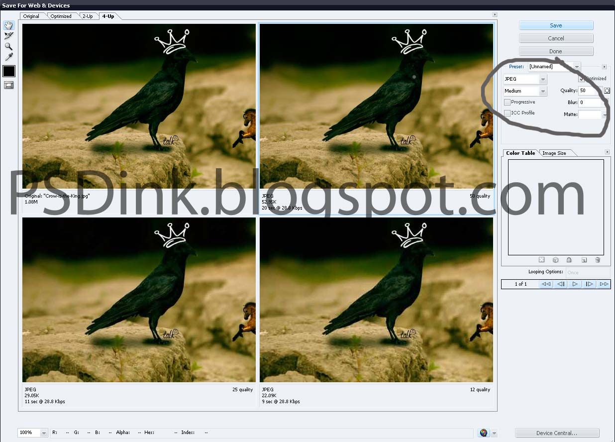 Cara Mengecilkan Ukuran Foto atau Gambar dengan Photoshop