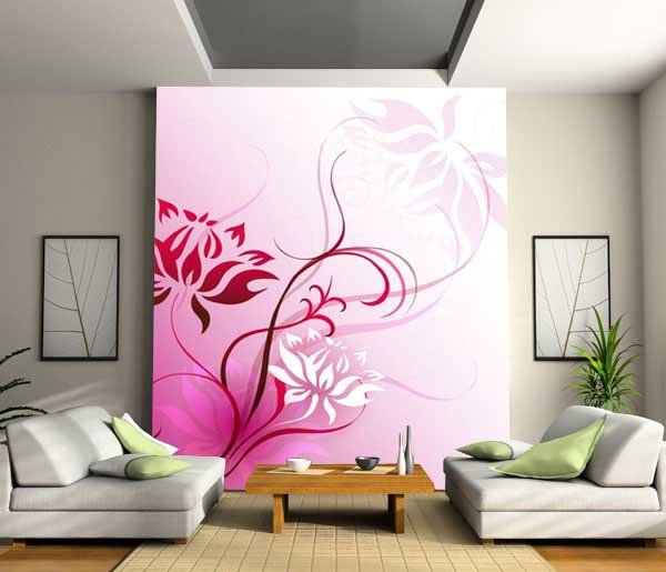 Design classic interior 2012 decorar la pared con un for Como decorar una pared con pintura