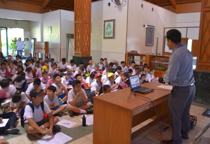 Kunjungan Sekolah CHIS Denpasar