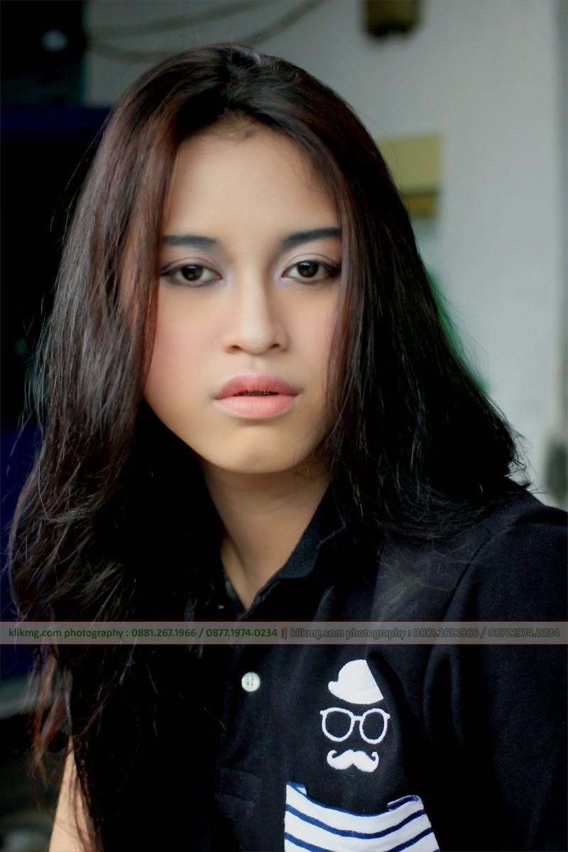 Delana Belicia in Daily Casual Simple / Model Purwokerto , Model Banyumas , Model Indonesia