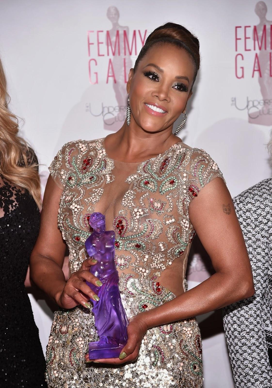 Vivica A. Fox – 2015 FEMMY Awards Gala in New York City