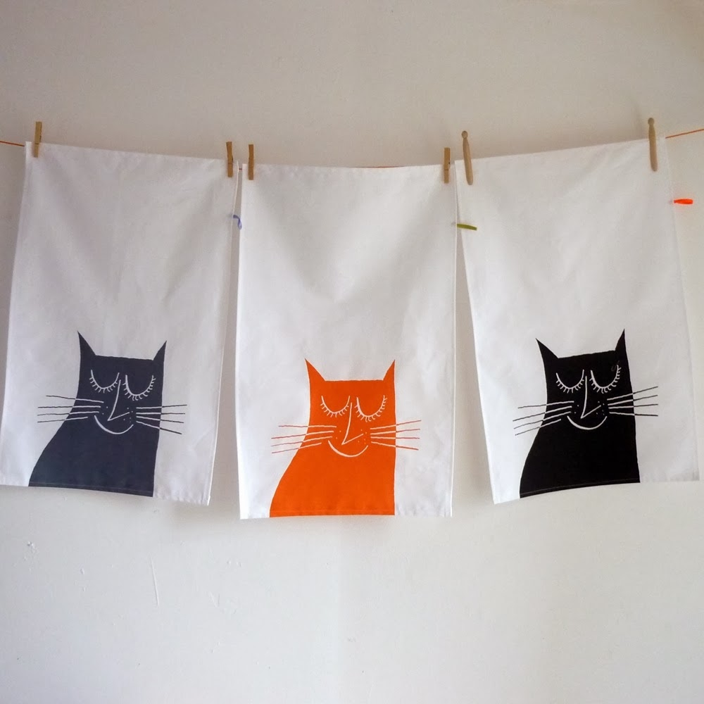 Kitchen Towel Hanging Paper Bag String Cat Lovers 8 Gifts To Give Yourself And