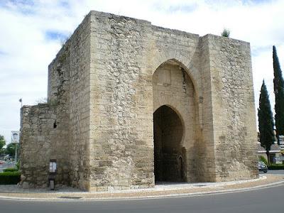 Ciudad Real, puerta de Toledo