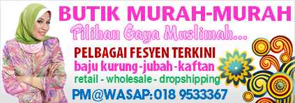 Butik Murah Murah (040115)