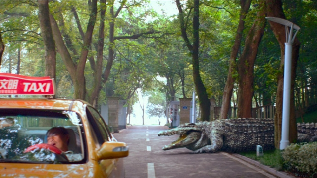 Hình ảnh phim Cá Sấu Triệu Đô
