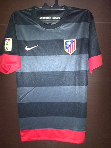 Atletico Madrid Away 2012/2013