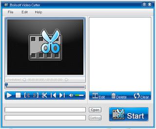 תוכנת  boilsoft video cutter לחותך וידיאו מקצועי להורדה בחינם