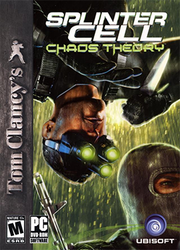 Download – Tom Clancy's Splinter Cell Chaos Theory – FullRip PC