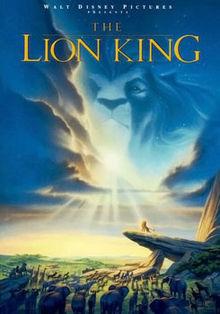 Film Poster The Lion King 1994 disneyjuniorblog.blogspot.com