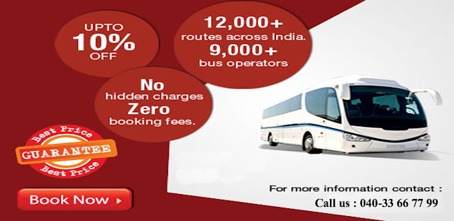 online bus Ticket Reservation