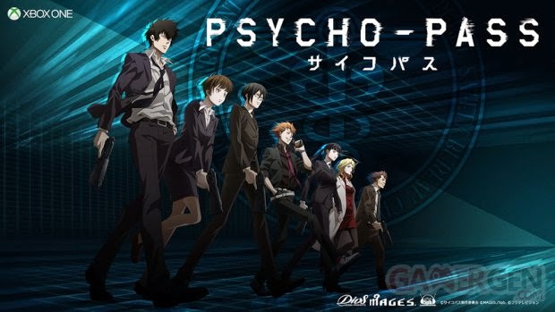 Psycho-Pass : Happiness Without Choice, Actu Jeux Video, Jeux Video, Tokyo Game Show 2013, Xbox One, 5pb.,
