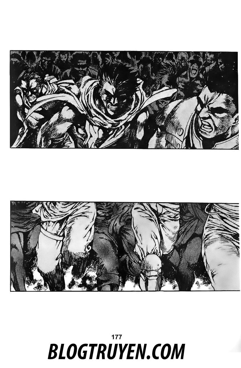 Shoma – Thiên Vương Thần Kiếm chap 85 Trang 29