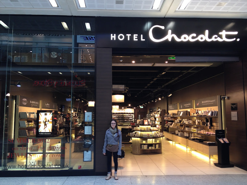 the mixing bowl book review hotel chocolat morning to midnight. Black Bedroom Furniture Sets. Home Design Ideas