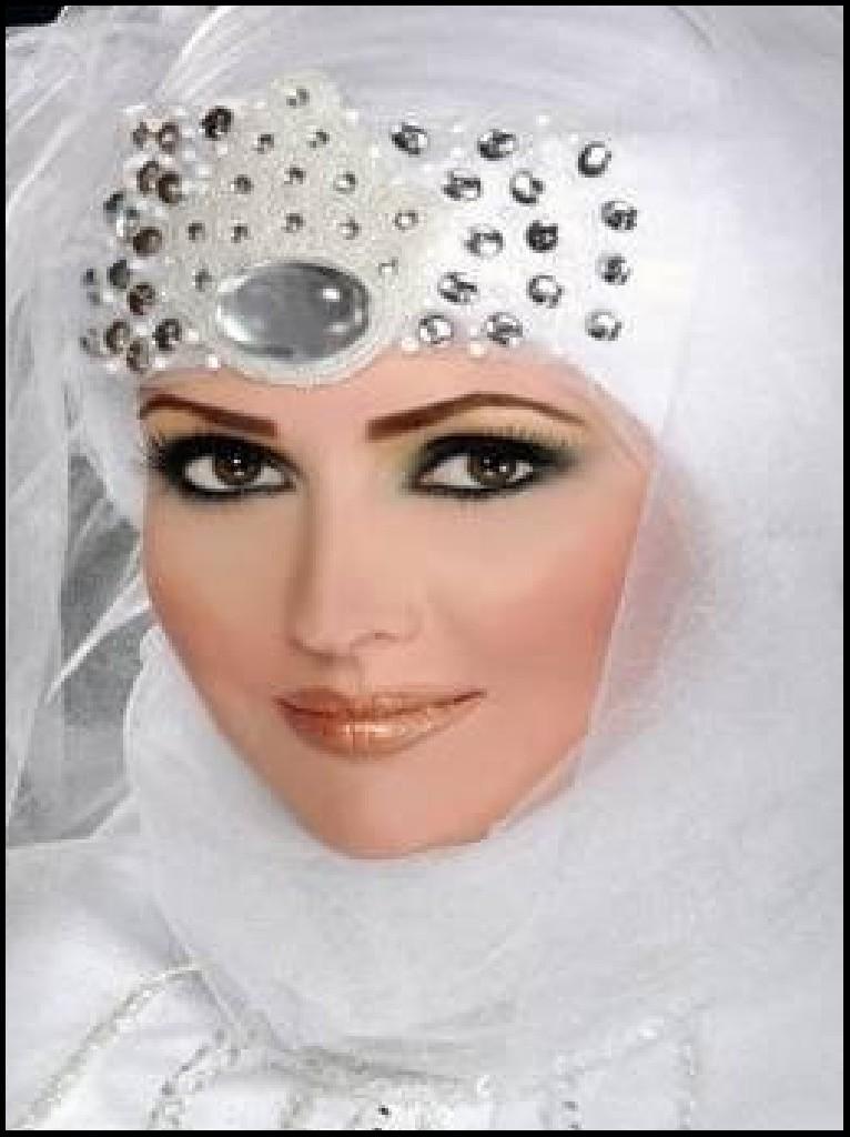 Wedding Hijab Fashion Trend 2013