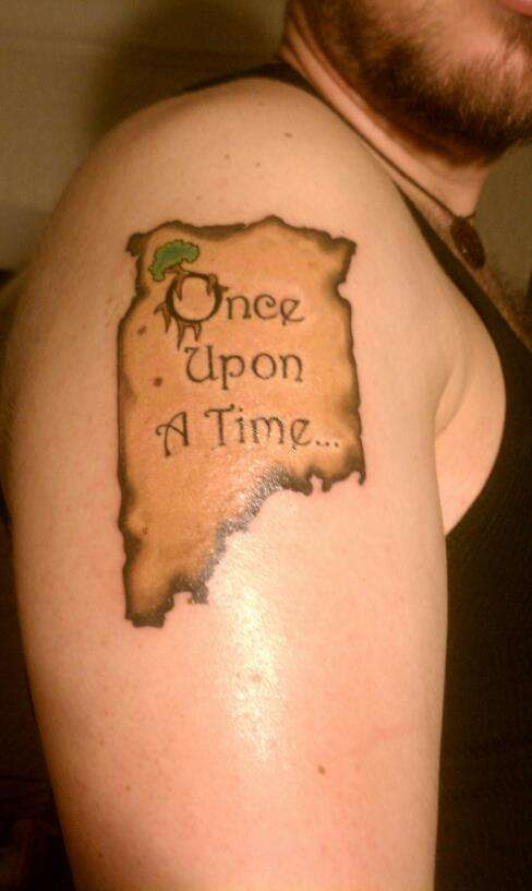 Tatted Thursday (11): Fairy Tale Tattoos