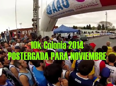 10k Colonia (AAU, 09/nov/2014)