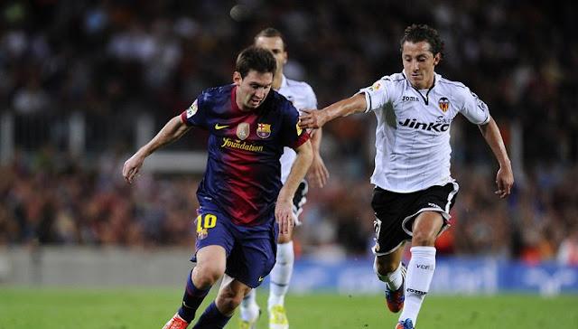 Ver partido Valencia vs Barcelona en vivo