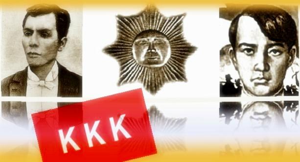 FOR THE PHILIPPINES: Andres Bonifacio, Unang Pangulo ng 'Pilipinas