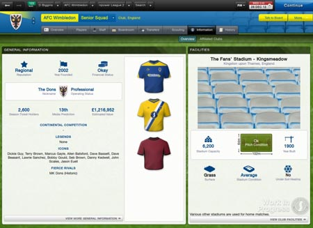 Football Manager 2013 pc