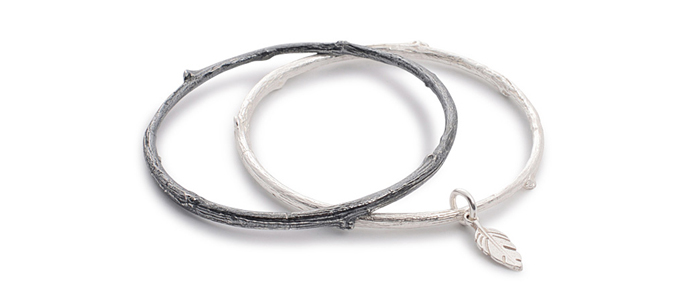 I Love a Lassie Holiday Wish List Twig Bangles