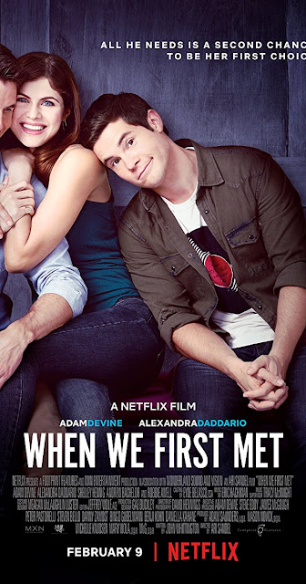 When We First Met (2018) ταινιες online seires oikamenoi greek subs