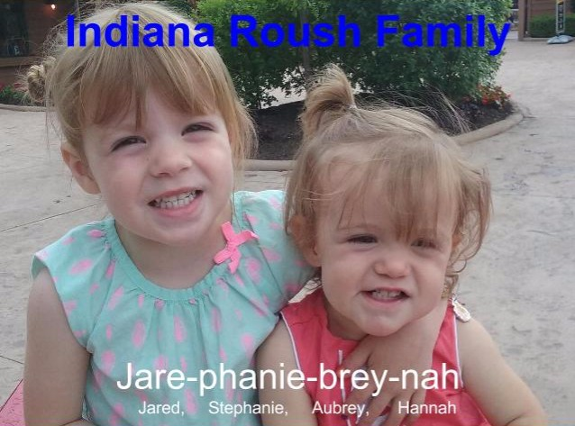 The Indiana Roush Family