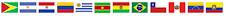 Banderas Unasur