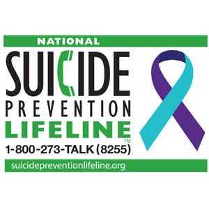 http://www.suicidepreventionlifeline.org/