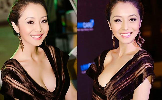 Ngắm thềm ngực đẹp nhất của Showbiz