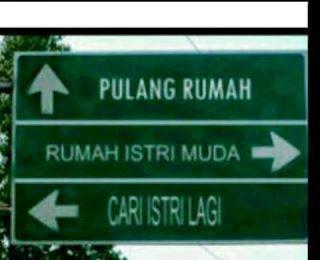 mau pilih jalan mana