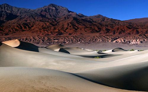 Dunas en el desierto | wallpaper de 1280x800