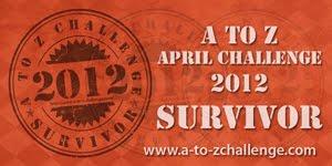 2012 A-Z Survivor!
