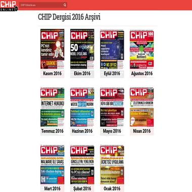 chip com tr - dergi - arsiv