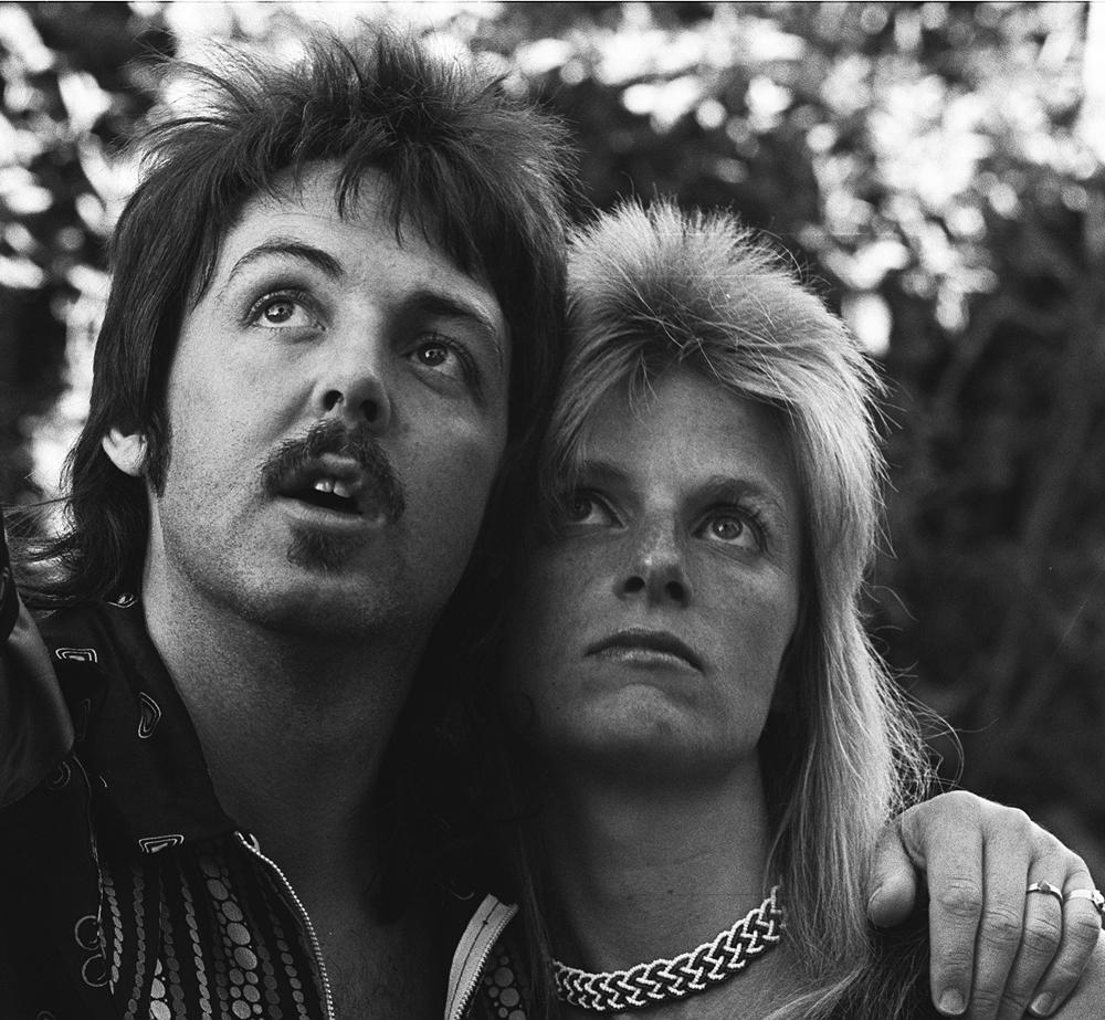 Paul e Linda McCartney  Una storia d amorePaul Mccartney And Linda 2013
